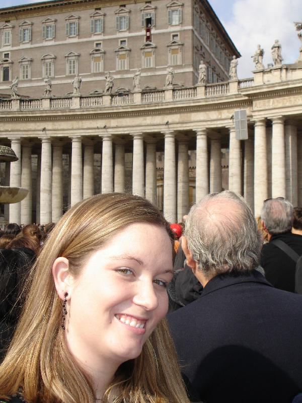 Angie & Pope