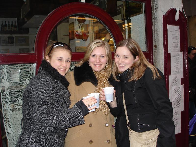 Giuliangela, Alexandra, Angela