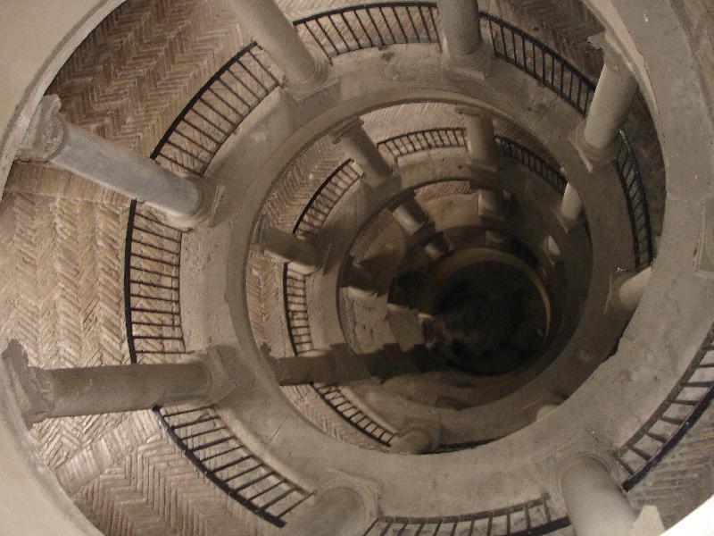 Bromante's Staircase