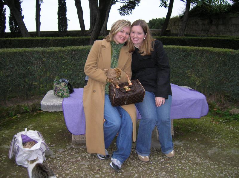 Alexandra & Angela