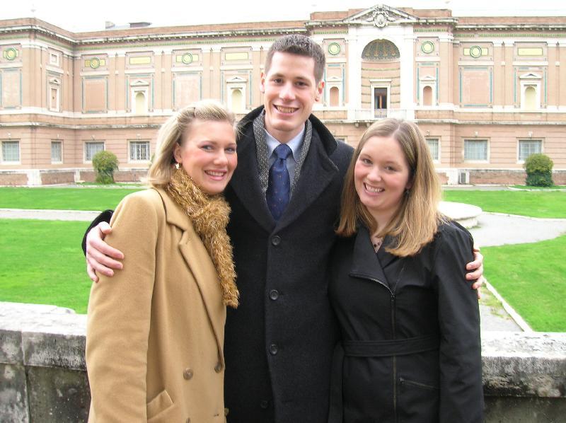Alexandra, Philipp, Angela