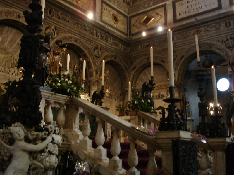 Tomb of St. Anthony