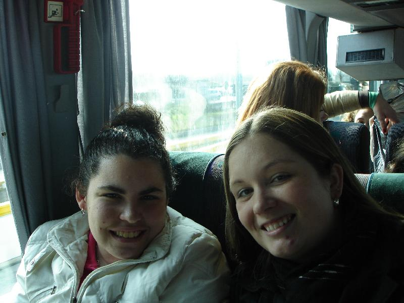 Katie & Angela
