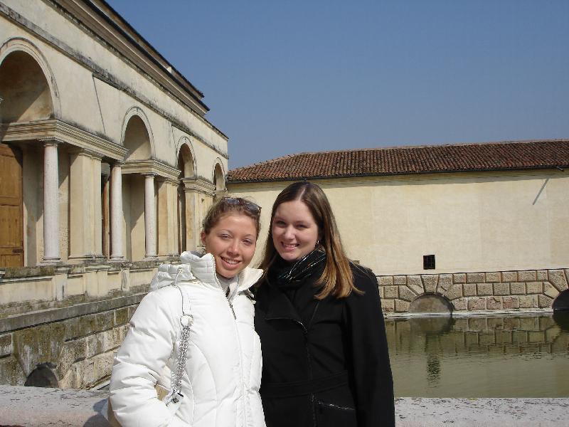 Christine & Angela
