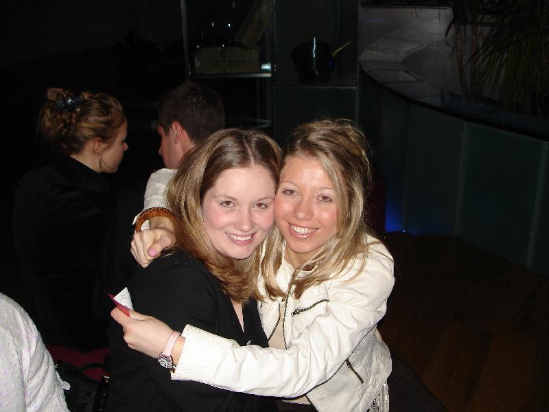 Angela & Christine