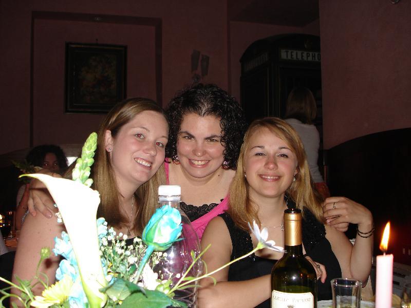 Angela, Katie, Giuliangela